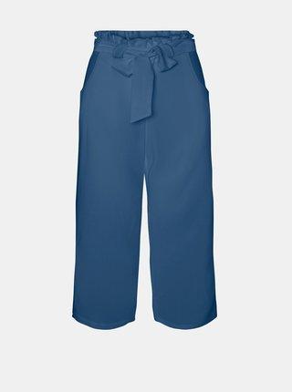 Modré culottes VERO MODA Akela