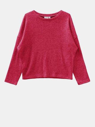 Ružový dievčenský sveter name it Victi