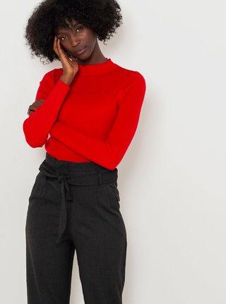 Svetre pre ženy CAMAIEU - červená