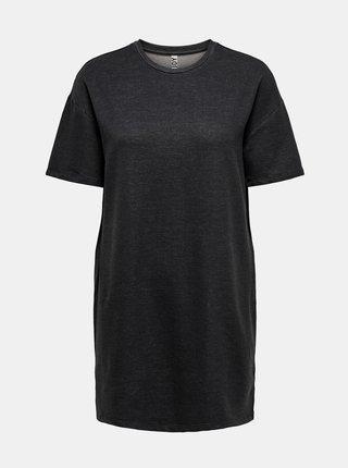 Tmavošedé šaty Jacqueline de Yong Gloria