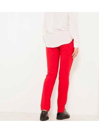 Červené kalhoty CAMAIEU