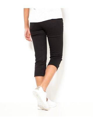 Černé 3/4 kalhoty CAMAIEU