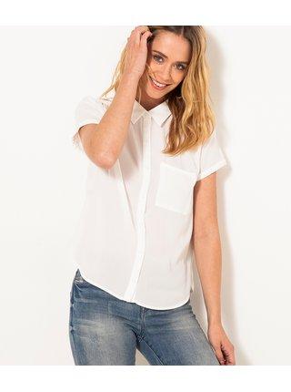 Bílá košile CAMAIEU