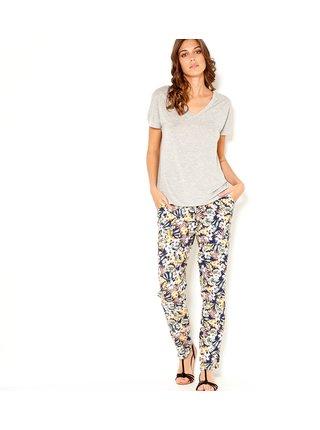 Topy a tričká pre ženy CAMAIEU - svetlosivá