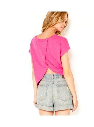 Ružové tričko CAMAIEU