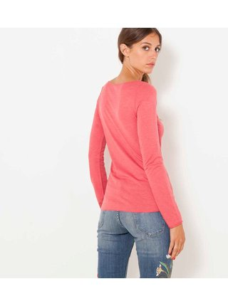 Korálové tričko CAMAIEU