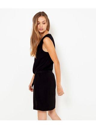 Čierne šaty CAMAIEU