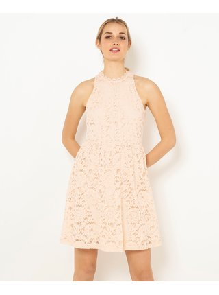 Šaty na denné nosenie pre ženy CAMAIEU - svetloružová