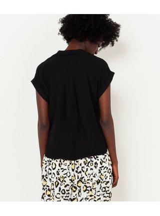 Móda pre plnoštíhle pre ženy CAMAIEU - čierna
