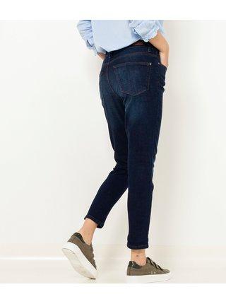 Straight fit pre ženy CAMAIEU - modrá