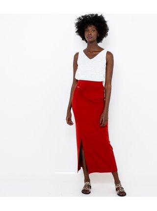 pre ženy CAMAIEU - červená