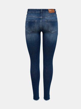 Tmavě modré skinny džíny ONLY Blush