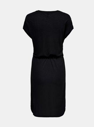 Černé šaty s krajkou ONLY Nicole