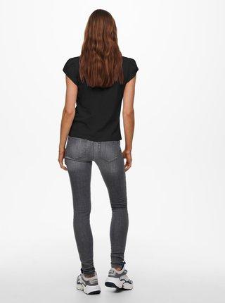 Čierne tričko ONLY New Nora
