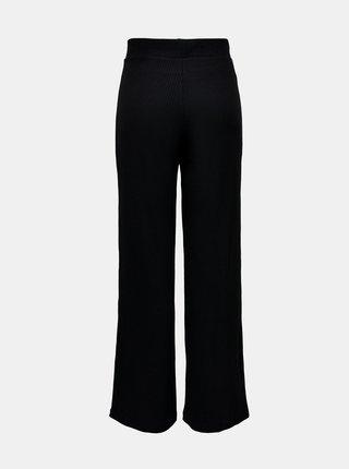 Černé kalhoty ONLY Emma