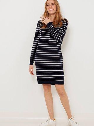 Šaty na denné nosenie pre ženy CAMAIEU - čierna, biela
