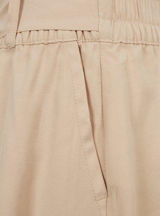Béžová sukňa ONLY Manhattan-Mago