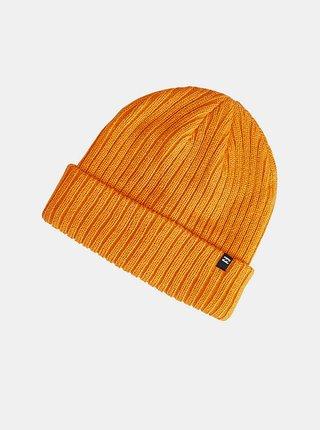 Billabong ARCADE BURNT ORANGE pánská čepice - oranžová