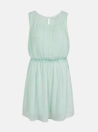 Mentolové šaty Jacqueline de Yong Xavi