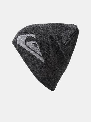 Quiksilver SWITCHBACKS black pánská čepice - černá