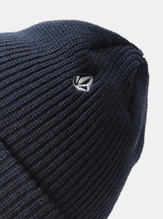 Volcom Full Stone DARK NAVY pánská čepice - černá
