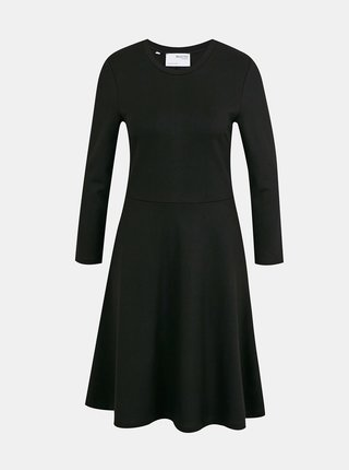 Šaty na denné nosenie pre ženy Selected Femme - čierna