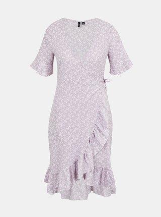 Šaty na denné nosenie pre ženy VERO MODA - svetlofialová