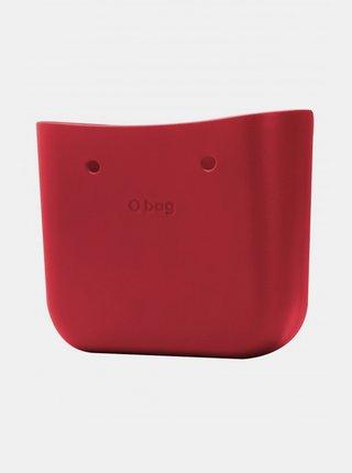 Červené tělo Obag Mini  Rosso