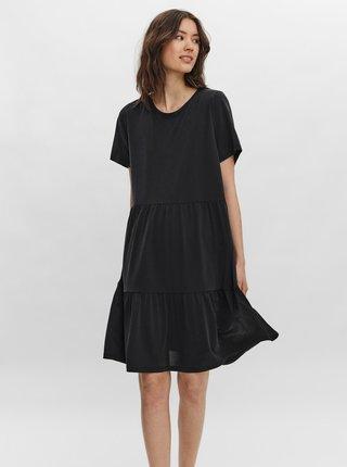 Černé šaty VERO MODA Filli
