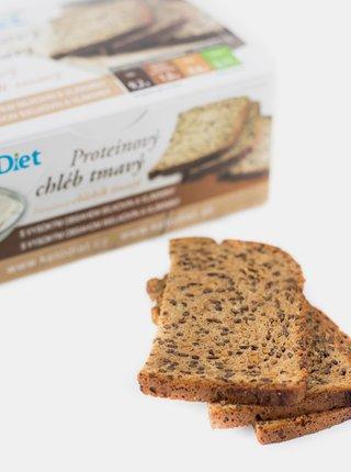 Proteinový chléb tmavý KetoDiet (7 porcí)
