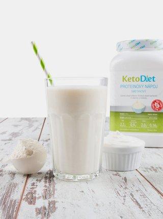 Proteinový smetanový nápoj bez příchuti na 1 týden KetoDiet (35 porcí)