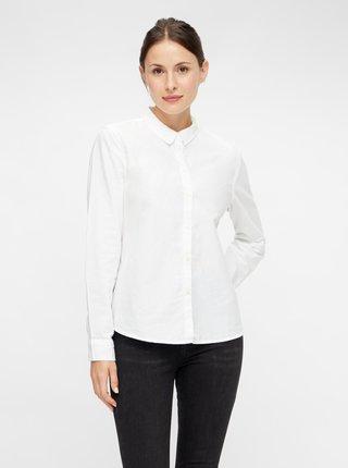 Bílá košile Pieces Irena