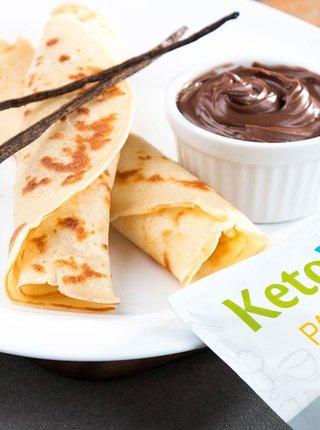 Proteinová palačinka s vanilkovou příchutí KetoDiet (7 porcí)