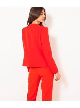Červené sako CAMAIEU