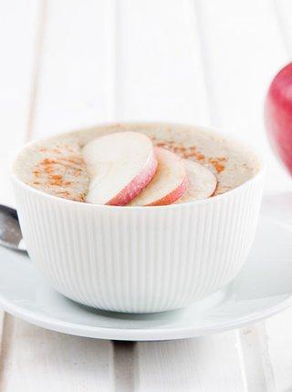 Proteinová kaše s jablky a skořicí KetoDiet (7 porcí)