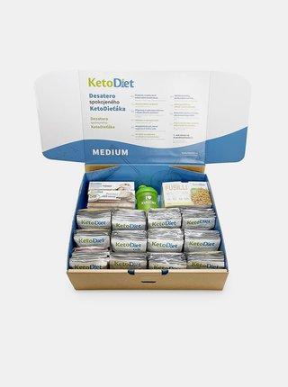 3 týdenní balíček Medium pro 1. krok KetoDiet