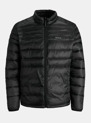 Černá prošívaná bunda Jack & Jones Ace