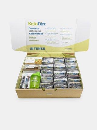 4 týdenní balíček Intense pro 1. krok KetoDiet