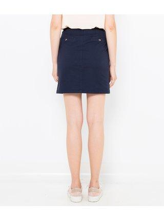 Tmavomodrá sukňa CAMAIEU