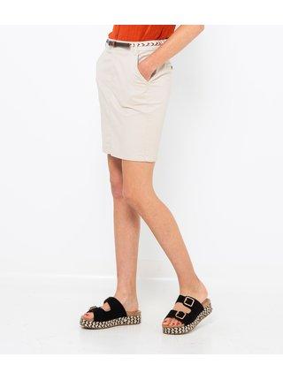 Béžová sukňa CAMAIEU
