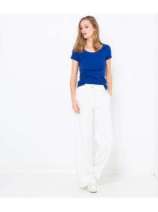Tmavě modré basic tričko CAMAIEU
