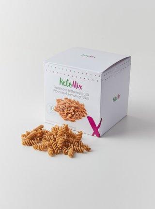 Proteinové těstoviny fusilli KetoMix (10 porcí)