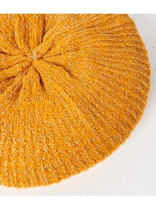 Žlutá čepice CAMAIEU