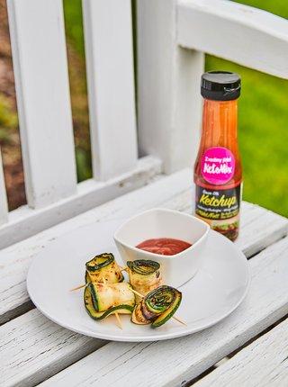 Kečup bez kalorií KetoMix (250 ml)