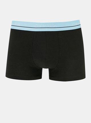 Calvin Klein čierne 3 pack boxeriek Cotton Stretch