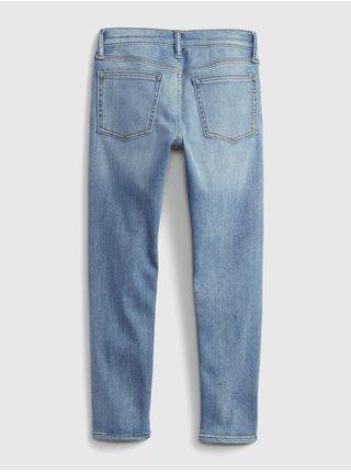 Modré klučičí dětské džíny skinny eliza GAP