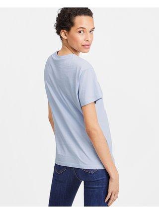 Tričká s krátkym rukávom pre ženy Puma - modrá, sivá