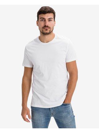 Tričká s krátkym rukávom pre mužov Levi's® - biela