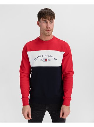 Embroidered Signature Mikina Tommy Hilfiger