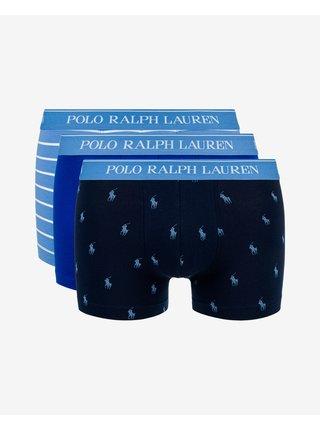 Boxerky 3 ks Polo Ralph Lauren
